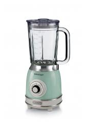 583/04 Vintage blender zelený mixér