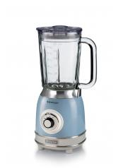 583/05 Vintage blender modrý mixér