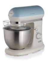 ARIETE 1588/05 Vintage modrý kuchyňský robot