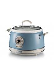 ARIETE 2904/05 Vintage modrý multifunkční hrnec a rýžovar