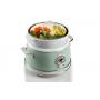 ARIETE 2904/04 Vintage zelený multifunkční hrnec a rýžovar