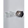 ARIETE 1301 Macchina - bílý pákový kávovar