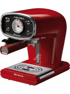 ARIETE 1388 Espresso Retro Red - kávovar