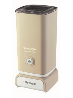 ARIETE 2878/03 Vintage Cappuccino - krémový zpěňovač mléka