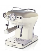 1389/13 Vintage Espresso - krémový kávovar