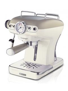 ARIETE 1389/13 Vintage Espresso - krémový kávovar