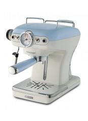 1389/15 Vintage Espresso - modrý kávovar