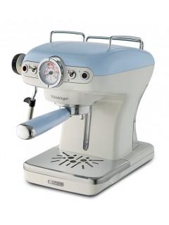 ARIETE 1389/15 Vintage Espresso - modrý kávovar