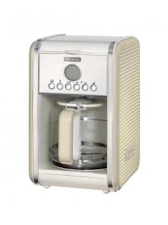 ARIETE 1342/03 Vintage - krémový kávovar na překapávanou kávu