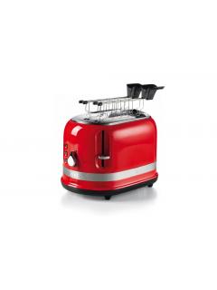ARIETE 149 Moderna - červený topinkovač
