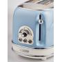 ARIETE 155/15 Vintage - modrý toastovač