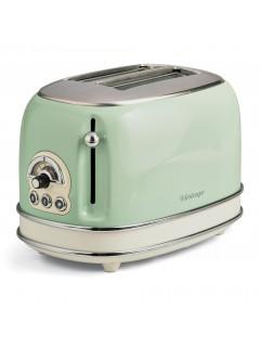 ARIETE 155/14 Vintage - zelený toastovač