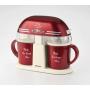 ARIETE 631 Twin Ice Cream Maker - přístroj na výrobu zmrzliny (dvou různých příchutí)